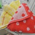 ハンカチ折り紙のマックポテト