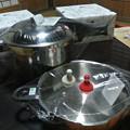 Photos: 活力鍋が届きました。
