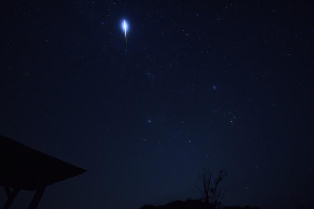 空から~ペルセウス流星群~
