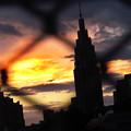 Photos: 西の空、ふと見上げる