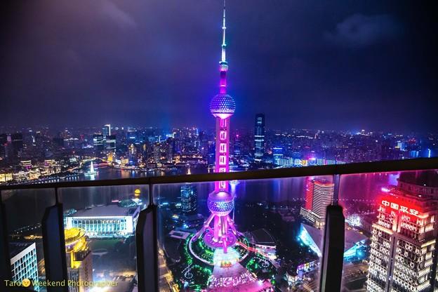 未来都市上海
