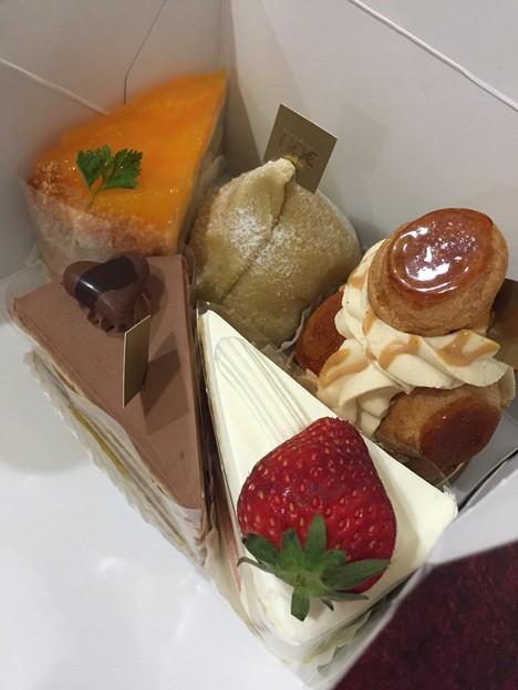 ノアのケーキ達1