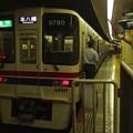 都営新宿線篠崎駅2番線 京王9030急行本八幡行き