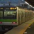 京王線桜上水駅4番線 都営新宿線10-330F各停本八幡行き