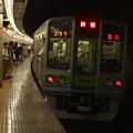 Photos: 京王新線幡ヶ谷駅2番線 都営10-280F急行新線新宿行き停止位置よし