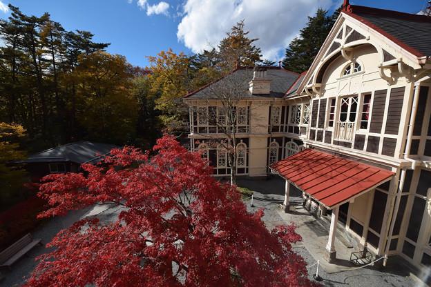 旧三笠ホテル(11)