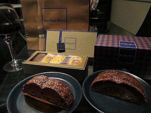 ケーキと焼き菓子