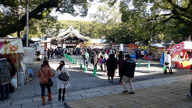 真清田神社(4)