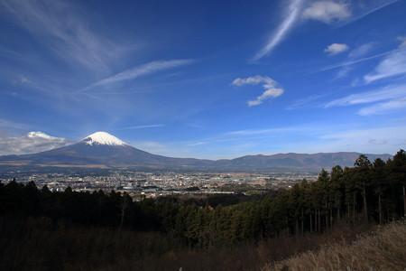 乙女峠からの富士山2