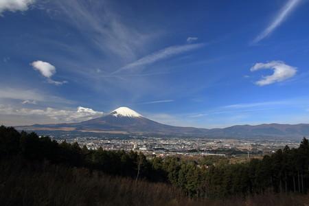 乙女峠からの富士山3