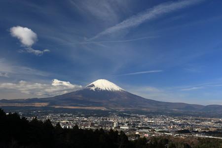 乙女峠からの富士山4