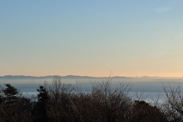 吾妻山からの眺望