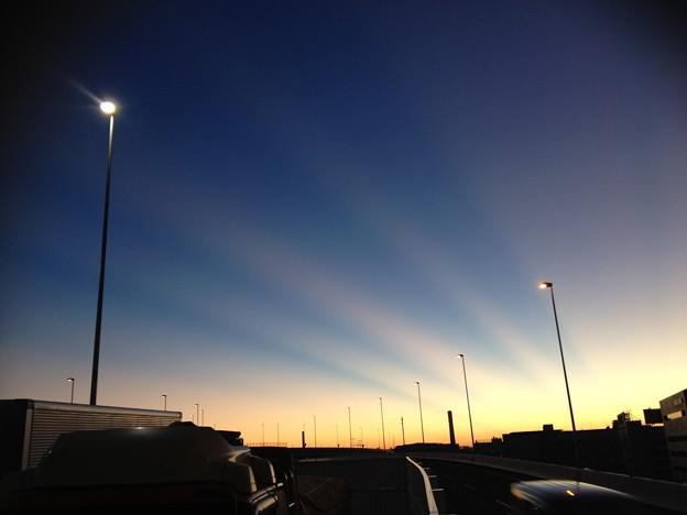 Photos: 光と影