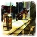 写真: Diet Coke and an Antique Hair Dryer 4-28-15