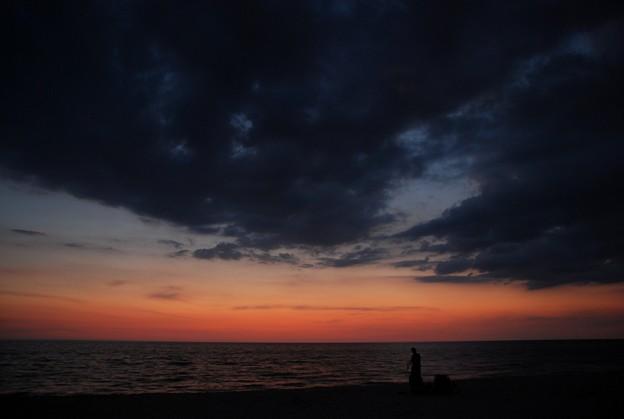 Dark Clouds 4-26-16