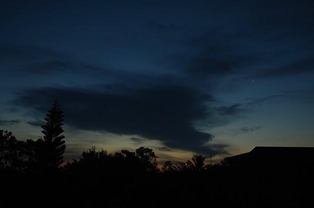 Photos: Morning Moon 7-2-16