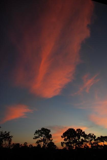Photos: Morning Clouds 7-14-16