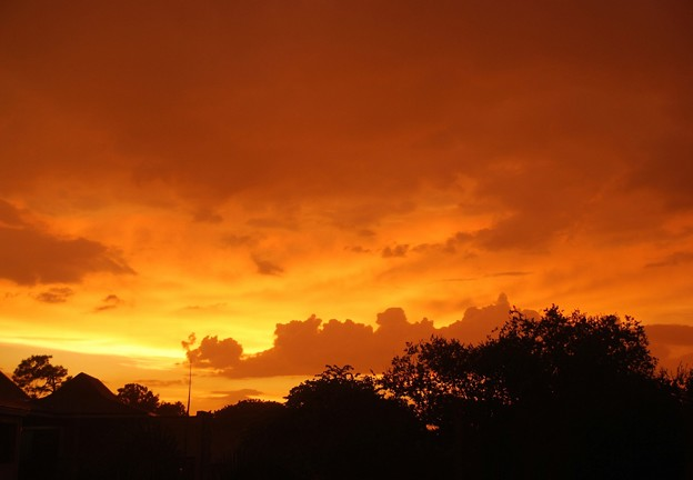 Sunset 8-22-16