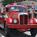 Red Fire Engine 1952
