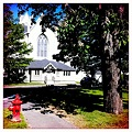 The Church, the Horse Chestnut Tree, and the Fire Hydrant