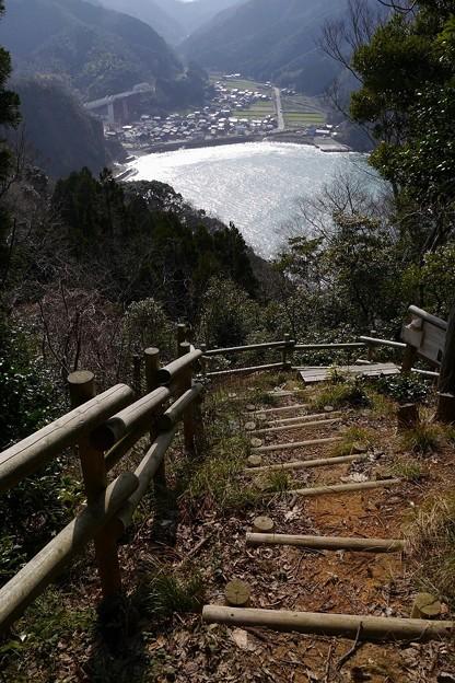 岬の展望地