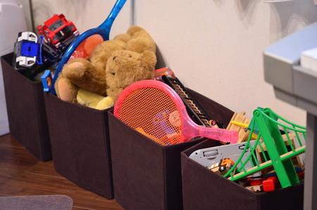玩具の整理 (1)