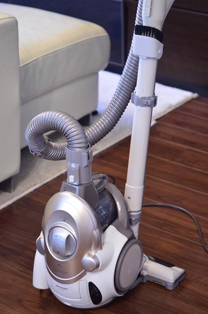写真: 掃除機キレイ (1)
