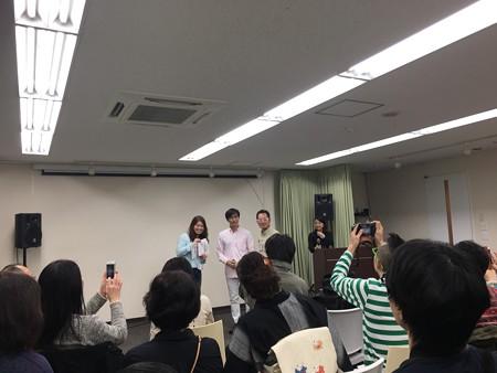 プレゼン大賞2位のうんのちゃんさん!(天職塾)