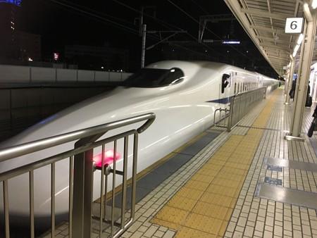 楽しい列車の旅でした