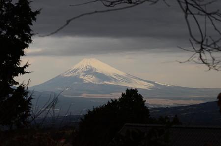 富士山も撮ってみました