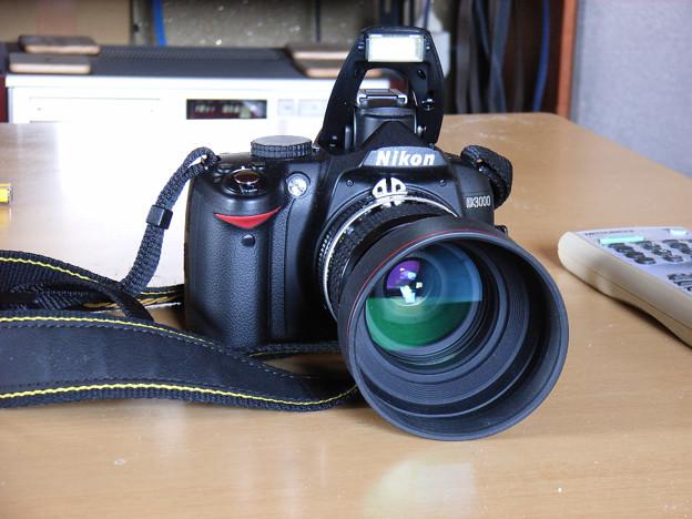 D3000 (5) レンズ 35mm 2011年 4月