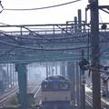 Photos: 番号なしの機関車