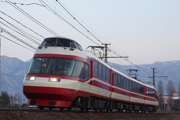 長野電鉄1000系 特急ゆけむり