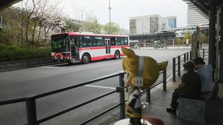 ? JR岐阜駅 14:04 → 岐北病院 14:36    バス(岐阜バス)