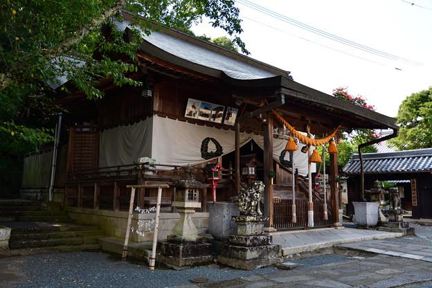 2016_0124_0843_春日神社(丹波篠山)
