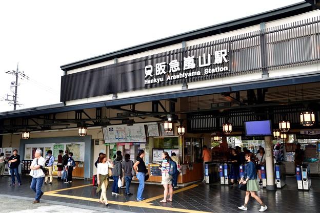 2016_1009_131305 阪急嵐山駅