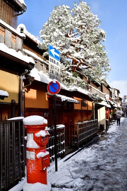 2017_0115_092352 祇園お茶屋雪化粧