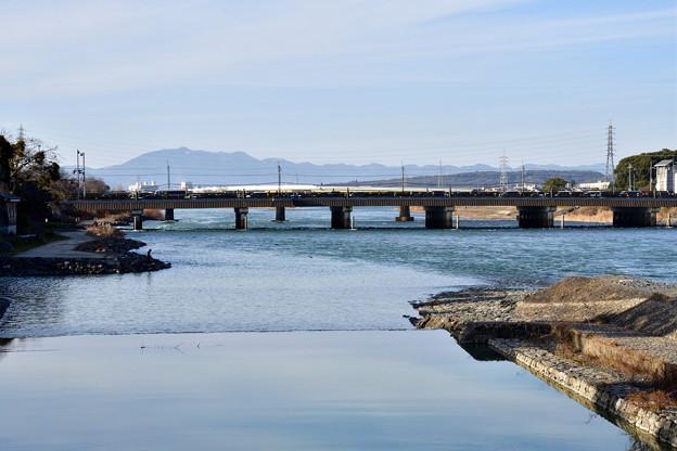 2017_0128_152031 日本三古橋のひとつ宇治橋