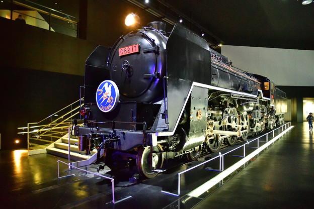2017_0225_142636 C62型17号機蒸気機関車