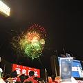 神宮球場の花火2010年夏_DSC_1268