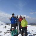 写真: 三俣山西峰