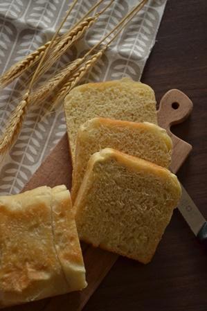 スペルト小麦のプルマン
