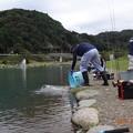 Photos: 中津川フィッシングフィールド