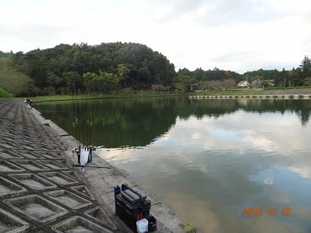 東山湖・第一回壁外調査