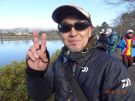 第16回トラキントライアル東山湖戦