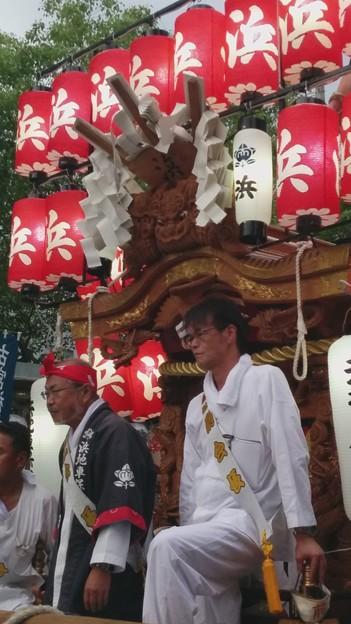 2016/06/26*鶴見区 浜だんじり夏祭り