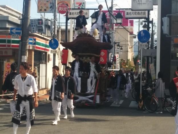 2016年10月16日☆寺島だんじり祭り