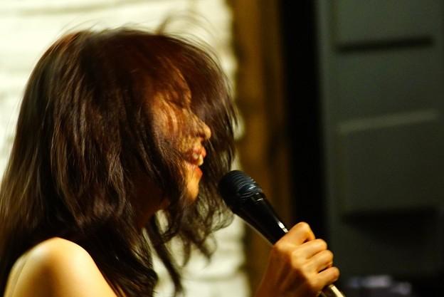 Jazz vocalist