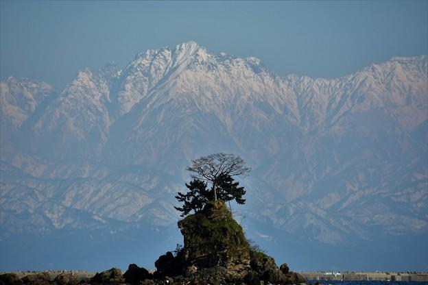 DSC_1679_剣岳と女岩