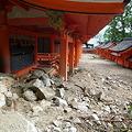 台風12号の被害状況